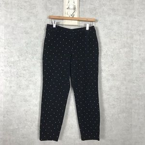 Old Navy Pixie Polka Dot Ankle Pants
